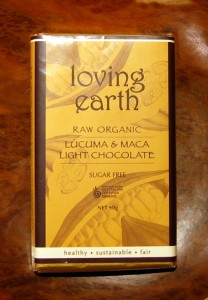 Loving Earth Raw Organic Chocolate