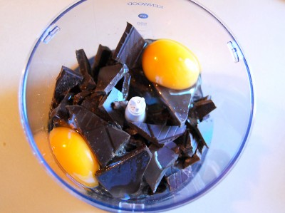 Coffee Liqueur Chocolate Mousse