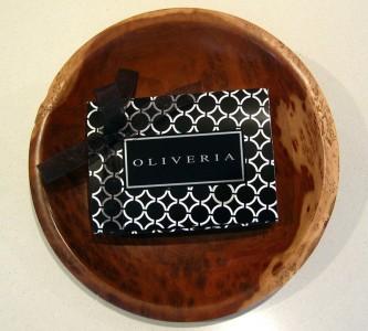 Oliveria Mediterranean Chocolates