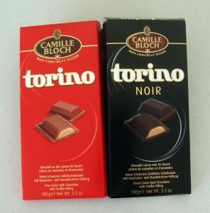 Camille Bloch Torino / Torino Noir