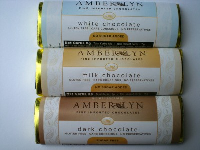 Amber Lyn Sugar Free Bars & Truffles