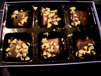 Cocopia Black Forest Gateau Truffles
