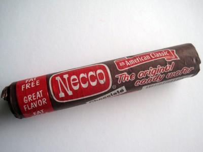 Necco Chocolate Wafers