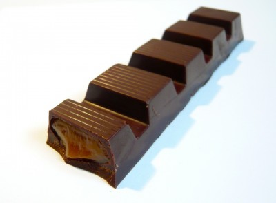 William Curley Sea Salted Caramel Bar