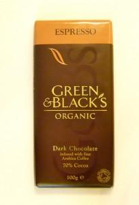 Green & Black's Espresso