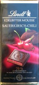 Lindt Edelbitter Sauerkirsch-Chili