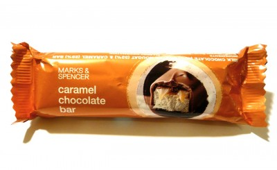Marks & Spencer Caramel Chocolate Bar