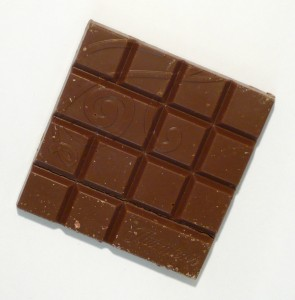 Thorntons Milk Chocolate With Strawberry