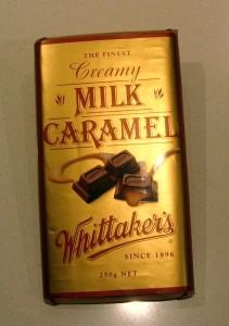 Whittaker's Creamy Milk Caramel