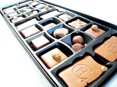 Hotel Chocolat Sleekster Milk Oblivion