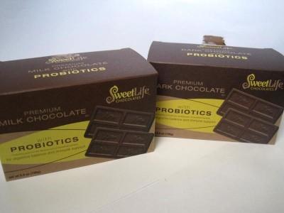 Maramor Premium Milk & Dark Chocolate With Probiotics