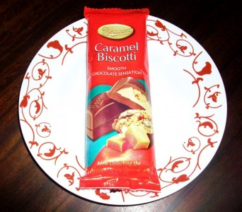 Beacon Caramel Biscotti