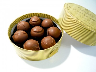 Charbonnel et Walker Milk Chocolate & Banoffee Truffles