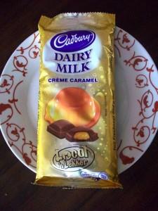 Cadbury Dairy Milk Crème Caramel