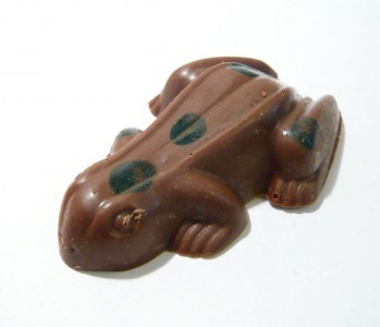 Gorvett & Stone Handmade Exploding Frog