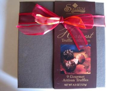Signature Harvest Truffle Collection