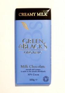 Green & Black's Creamy Milk