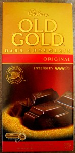 Cadbury Old Gold - After
