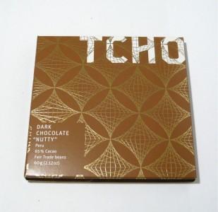TCHO 'Nutty' Dark Chocolate