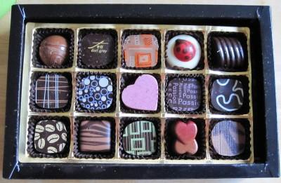 ChocolaTas Assortment