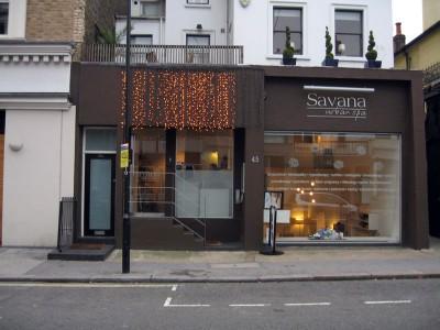 Savana Urban Spa Chocolate Rub & Wrap