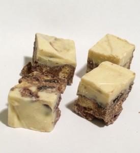 Chocolate Cellar Tiffin Biscuits
