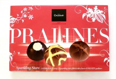 Hotel Chocolat Sparkling Stars Pralines