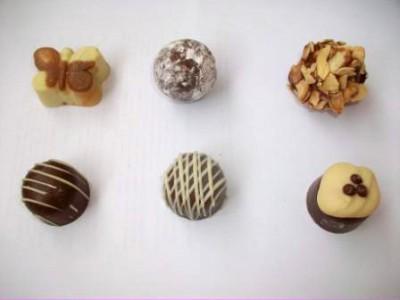 Geldhof Handmade Chocolate Selection