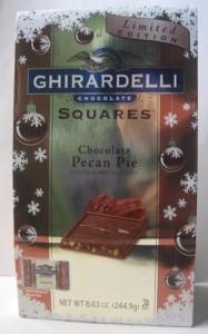 Ghirardelli Pecan Pie Squares