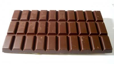 Chocoholly Orange & Almond Milk Chocolate