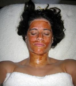 Karin Herzog Chocolate Gacial @ Le Kalon Spa
