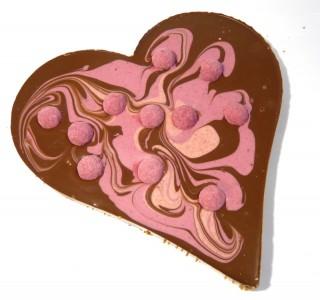 Hotel Chocolat Gorgeous Heart - Fruity Affair