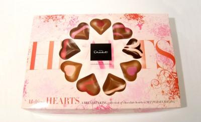Hotel Chocolat Melting Hearts