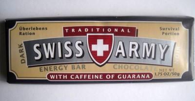 Swiss Army Energy Bar Chocolate
