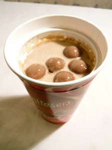 Mars Hot Chocolates