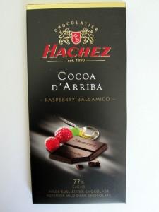 Hachez Raspberry Balsamico