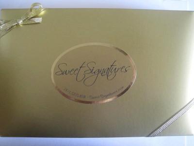 Sweet Signatures Toffee Pecan Clusters