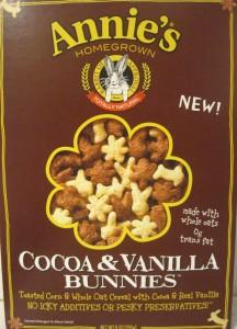 Annie's Cocoa & Vanilla Bunnies
