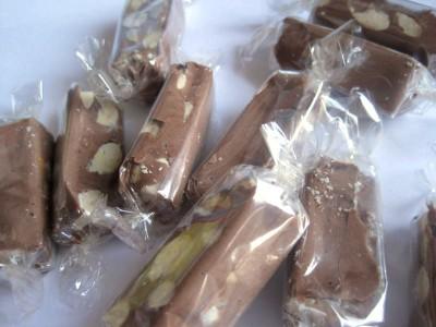 Kettle Confections Orange Almond Nougats