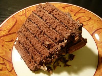 Cadbury Flake Celebration Cake