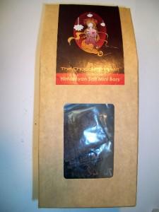 The Chocolate Heart Mini Bars