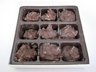 Sugah! Anise Almond Clusters