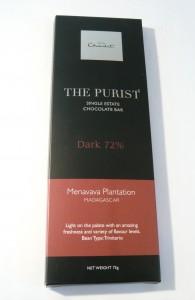 Hotel Chocolat The Purist Madagascar Dark 72%
