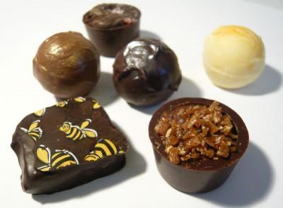 Ooh La La Chocolaterie Spring Collection