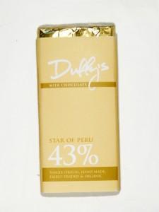 Duffy's Star Of Peru 43%