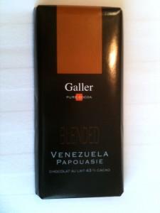 Galler Blended Venezuela Papouasie 43%