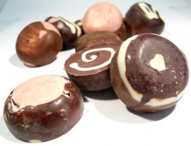 Holly Race Chocolates