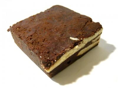 Popina White Chocolate & Coffee Truffle Brownie
