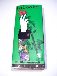 Zotter Labooko Blumenstrauß
