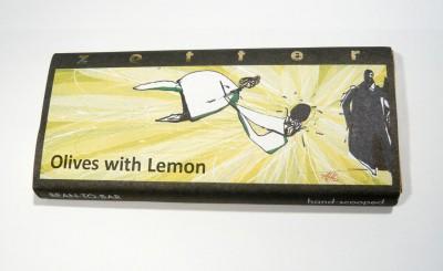 Zotter Olives With Lemon